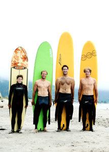 Big Dog Surf Camp